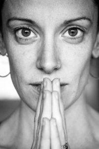 Mollie McClelland yoga teacher