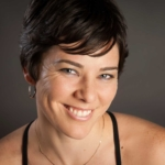 Yoga teacher Kristi Rodelli
