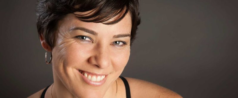 Yoga teacher Kristi Rodelli
