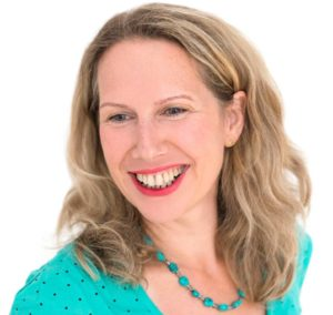 Yoga teacher Laura Gate Eastly