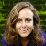 Yoga teacher Lucy McCarthy