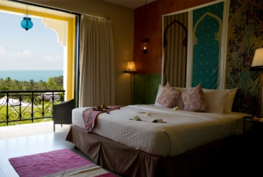 Deluxe room at Absolute Sanctuary