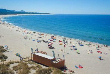 Cabedelo Beach at FeelViana, Portugal