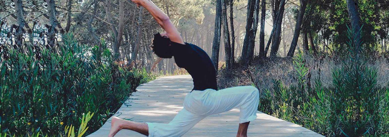 Yoga at FeelViana, Portugal