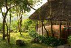 Yoga pavilion at Kamalaya Thailand