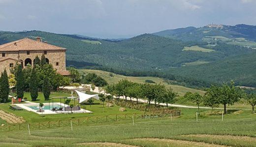 Oct 5 – Oct 12 | Cugnanello, Tuscany | 2019