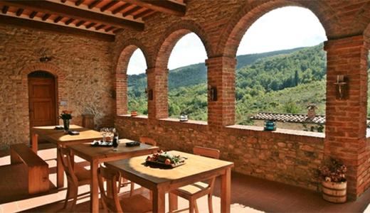 Aug 15 – Aug 22 | Cugnanello, Tuscany | 2020