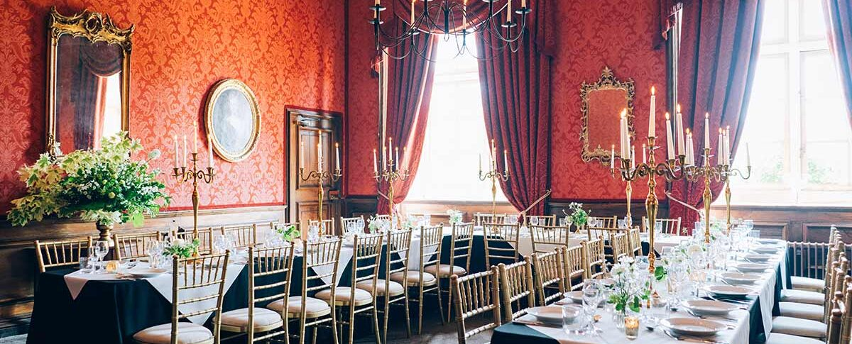 Brympton House function room