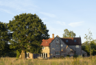 The farmhouse at 42 acres Somerset